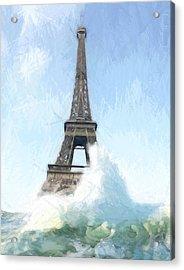 Where Is The Ark Acrylic Print by Steve K