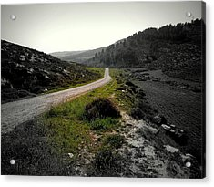 Where Lovers Passed Acrylic Print by Marwan Hasna - Art Beat