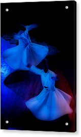 Whirling Dervish - 3 Acrylic Print