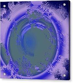 Whirlpool Acrylic Print