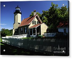 White River Light Acrylic Print