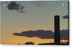 Whittier Evenings Soiree 5 28 12 E Acrylic Print by Feile Case