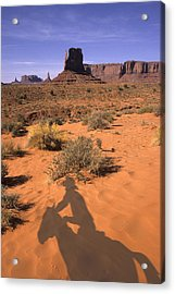Wild West Acrylic Print by Images Etc Ltd