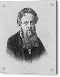 William Holman Hunt 1827-1910, British Acrylic Print