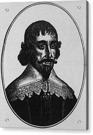William Prynne 1600-1669 Acrylic Print by Everett