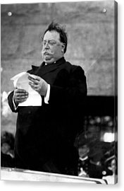 William Taft, 1857-1930, U.s. President Acrylic Print by Everett