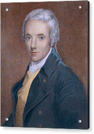 William Wilberforce 1759-1833, British Acrylic Print by Everett