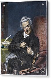 William Wilberforce Acrylic Print by Granger