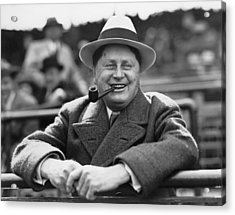William Wrigley, 1861-1932, President Acrylic Print by Everett
