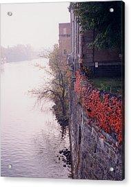 Wilmington Waterworks Acrylic Print