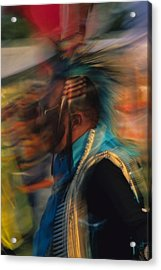 Wind Dancer Acrylic Print by Stan Williams