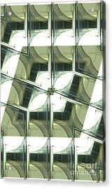 Window Mathematical 2 Acrylic Print