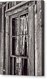 Window View Acrylic Print