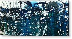 Winter Tempest Acrylic Print