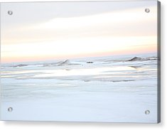 Winters Bright Light Acrylic Print