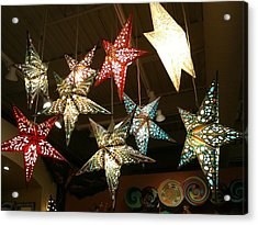 Acrylic Print featuring the photograph Wish Upon A Star by Shawn Hughes