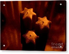 With Ambiance Acrylic Print by Susanne Van Hulst