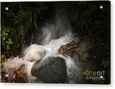 Within And Without Acrylic Print by The Stone Age