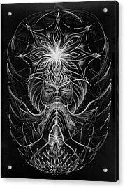 Withinfinite Gratitude Acrylic Print by Jerod  Kytah
