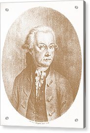 Wolfgang Amadeus Mozart, Austrian Acrylic Print by Photo Researchers, Inc.