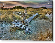 Acrylic Print featuring the photograph Wood by Joetta West