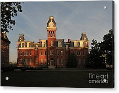 Woodburn In The Morning Acrylic Print by Dan Friend