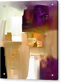 Workspace - Nb 1 Acrylic Print