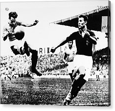 World Cup, 1938 Acrylic Print by Granger