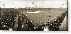 World Series, 1906 Acrylic Print by Granger
