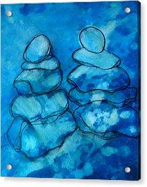 Worldviews Acrylic Print