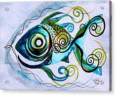 Wtfish 006 Acrylic Print