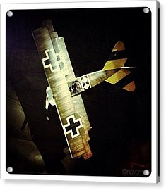 Ww1 Curtiss Jn-4d Jenny Acrylic Print