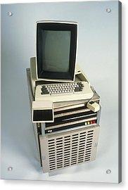 Xerox Alto Computer Acrylic Print