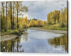 Yampa River Colorado II Acrylic Print