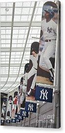 Yankee Flags Acrylic Print