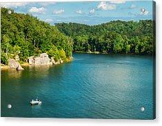 Yatesville Lake Acrylic Print
