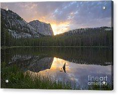 Yellowjacket Lake Acrylic Print