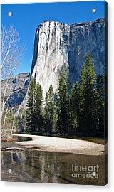 Yosemite Beauty Acrylic Print by Loriannah Hespe