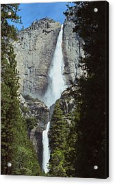 Yosemite Falls 02 Acrylic Print