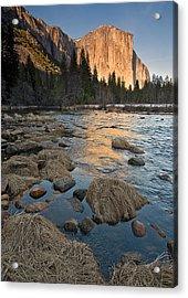 Yosemite  Acrylic Print by Howard Knauer