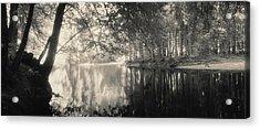 Yosemite Park, Wyoming, Usa Acrylic Print by Mel Curtis
