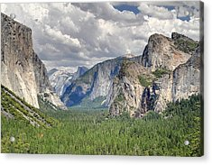 Yosemite Valley Acrylic Print by Pierre Leclerc Photography