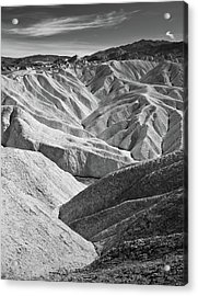 Zabriskie Point Acrylic Print