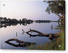 Zambesi River Acrylic Print by Axiom Photographic