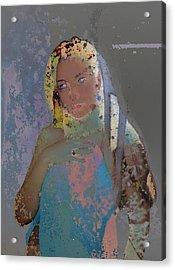 Zinc Acrylic Print by Adam Kissel
