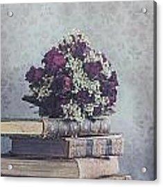 Bridal Bouquet Acrylic Print