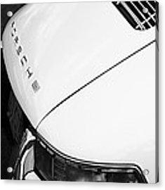 1967 Porsche 911s Taillight Emblem Acrylic Print by Jill Reger