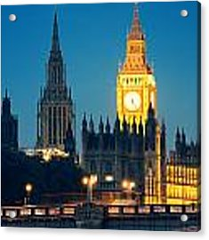 Westminster Acrylic Print by Songquan Deng