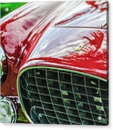 1954 Ferrari Europa 250 Gt Grille -1336c Acrylic Print by Jill Reger