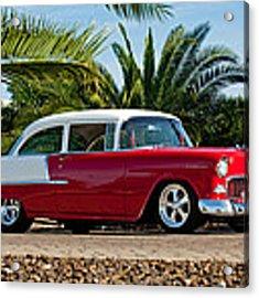 1955 Chevrolet 210 Acrylic Print